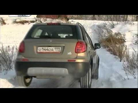 093 Fiat Sedici (Suzuki) - Наши тесты