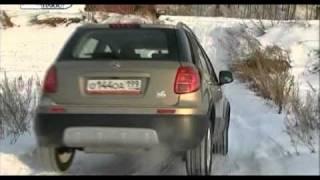 2009 Nuovo Fiat Sedici Videos