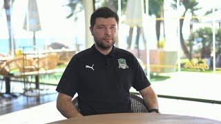 Мурад Мусаев: «Сложная работа, изнуряющая, но ребята понимают важность того, что мы делаем»
