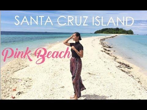 FIRST TIME in Santa Cruz Island Zamboanga City