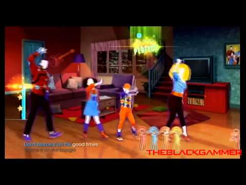 Just Dance 2014 Mick Jackson Blame it on the Boogie 5 stars full gameplay HD