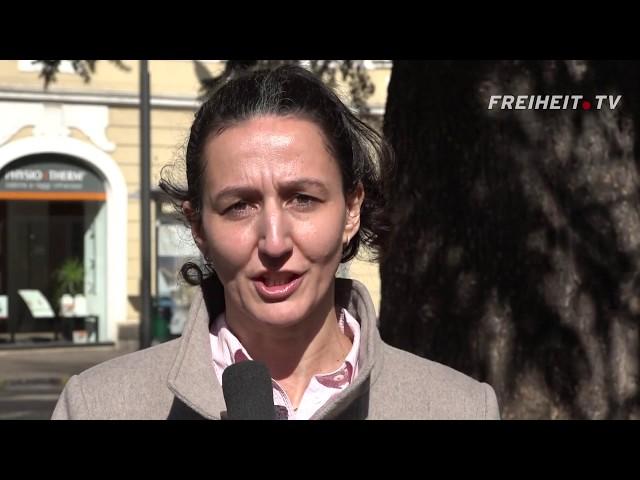 Myriam Atz Tammerle zum Sicherheitsproblem in Süd-Tirol