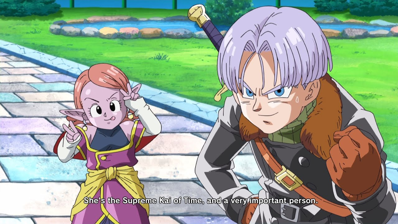 Dragon Ball Xenoverse All Animated Cutscenes English -9303