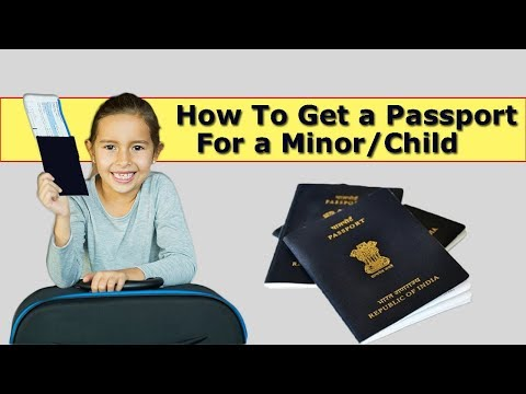 How to apply for passport baby canada
