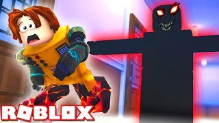This hotel isn't safe... | Roblox