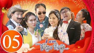 Phim hài 2020 - I AM RÂU QUẶP Tập 5 - Phim hài mới hay nhất | Quang Thắng, Đức Khuê, Minh Hằng