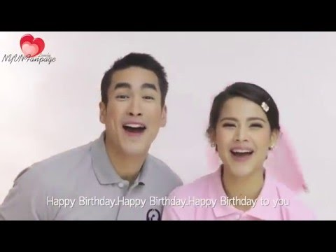 [vietsub] Happy Birthday CH3 by Nadech Yaya 160305