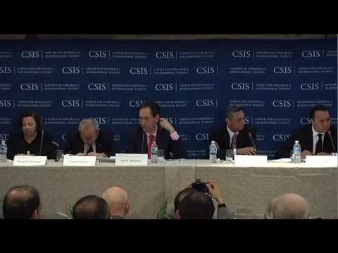 Video: The New Egypt: Challenges of a Post-Revolutionary Era - Day 4 (Panel 1)