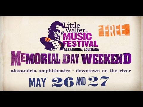Little Walter Music Festival 2017