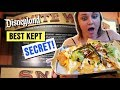 NEW Whitewater Snacks   BEST KEPT SECRET   Disneyland Food Review