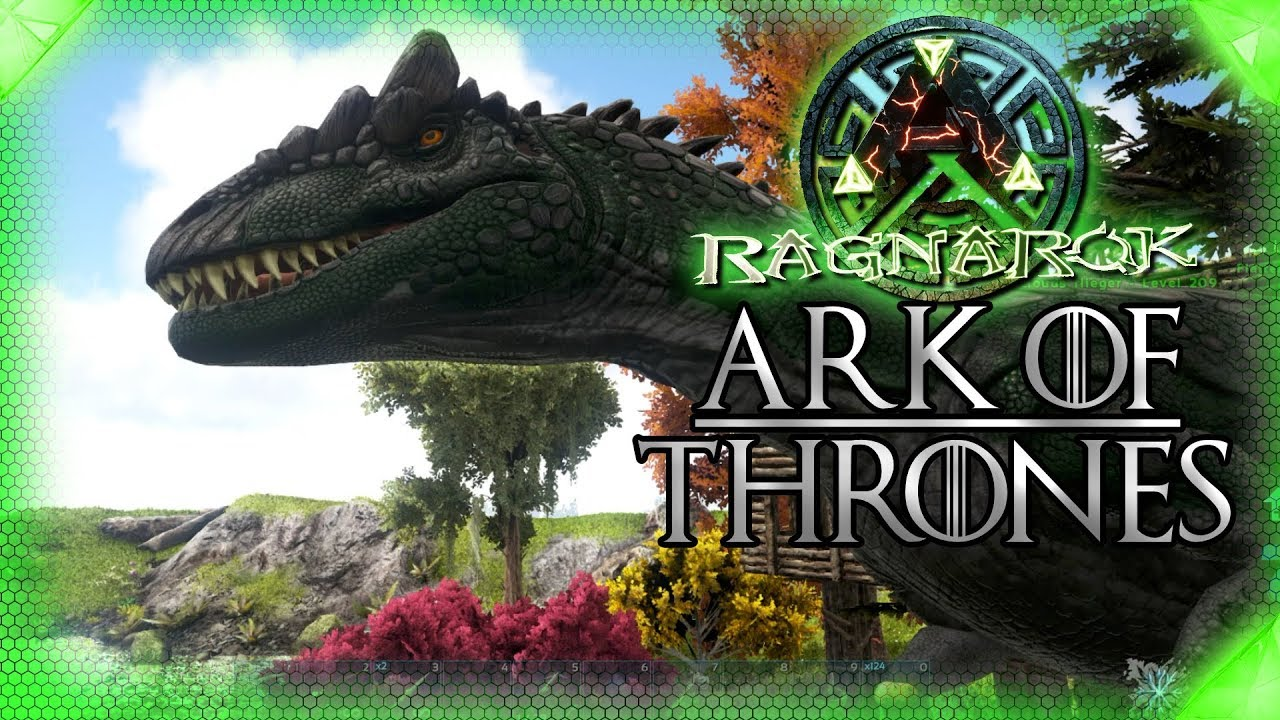 ark game of thrones server