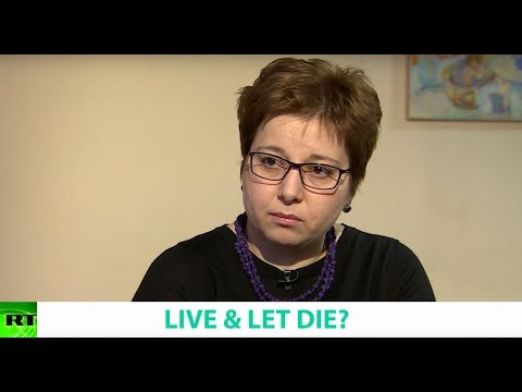 LIVE & LET DIE? Ft. Nyuta Federmesser, Head of Moscow's Centre for Palliative Care