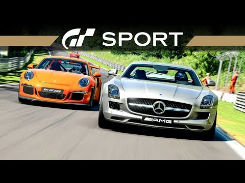 1. Mal auf der Nordschleife – GRAN TURISMO SPORT Gameplay German #9 | Lets Play GT Sport 4K Deutsch