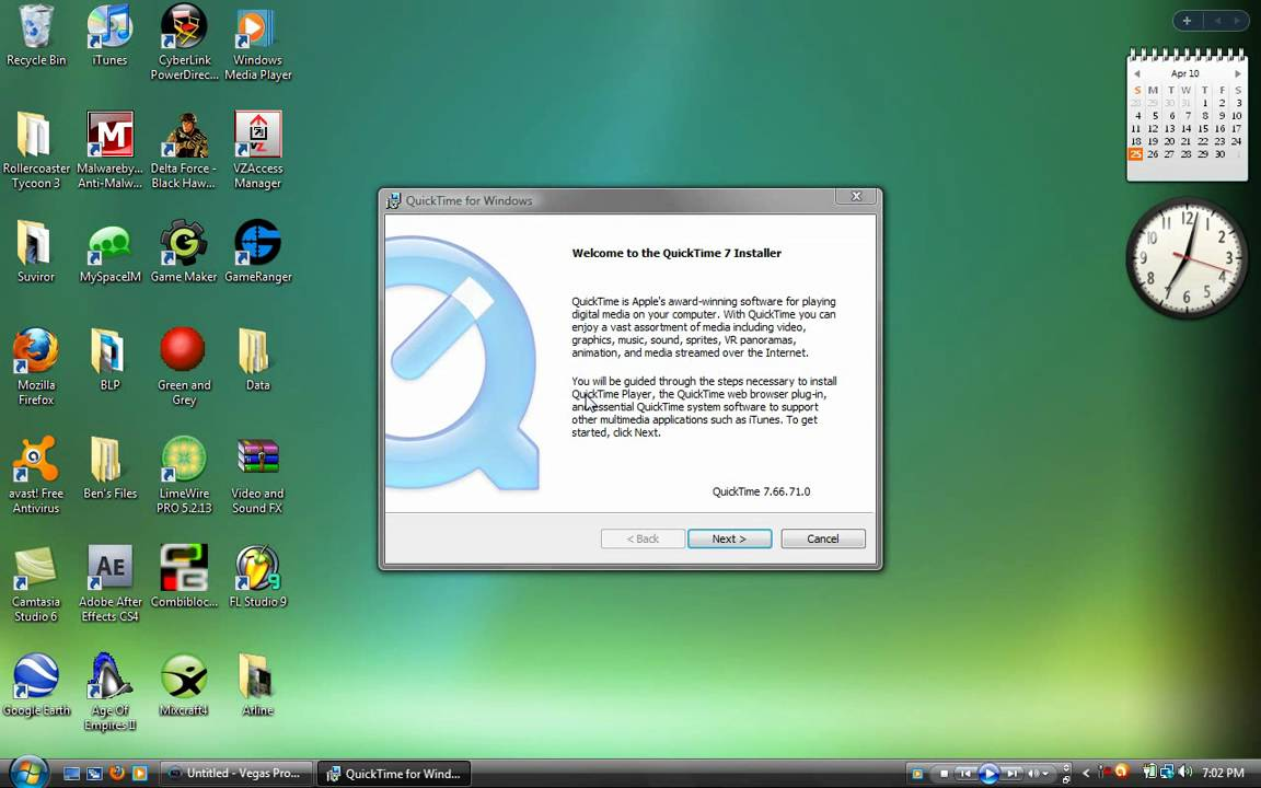 Quicktime 7 7 8 for windows 10 | Quicktime 7 7 8 for Windows 10
