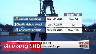 String of terror attacks hit Europe...is it becoming a new normal?