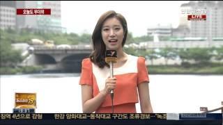 [날씨] 오늘도 무더위…다음주 화요일 전국 '장맛비'