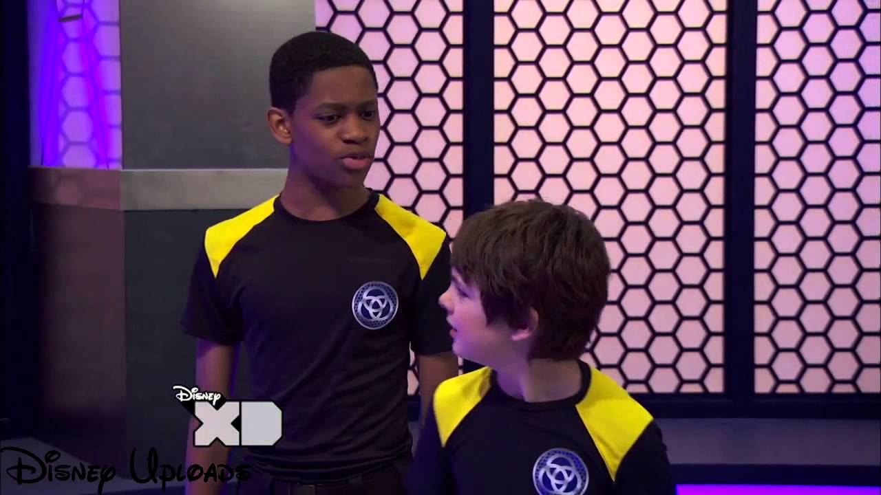 Lab Rats First Day Of Bionic Academy
