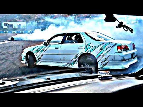 JAPAN EBISU TRIP - IM STUPID AND BREAK MY CAR , DUDE FLIPS CAR, TANDEM MADNESS, RAD TIMES!!!