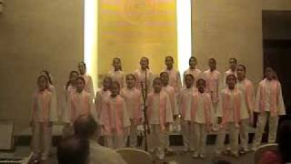 I Do Believe In Christmas by Angels Choir - Oakwood (Ortigas) Dec. 1, 2010