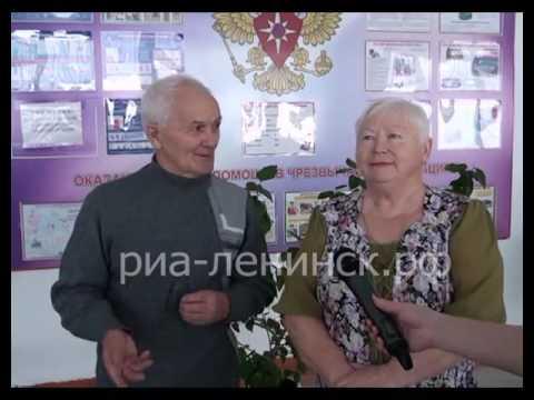 Ленинск-кузнецкие пенсионеры охотно осваивают азы компьютерной грамотности