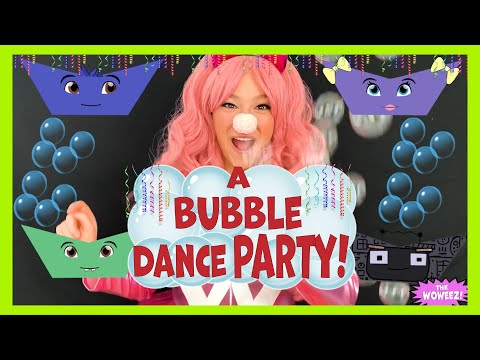 Bubble Dance Party