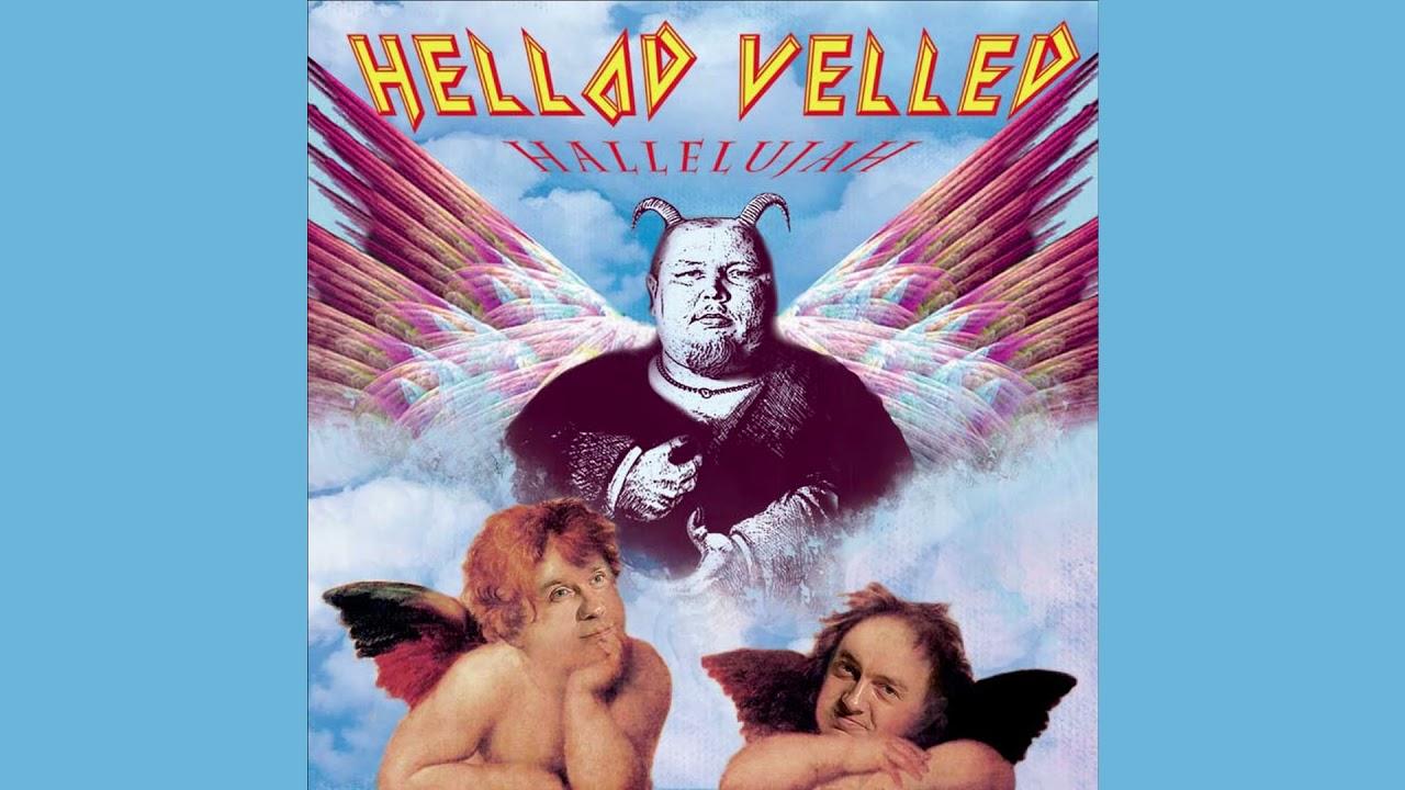 Hellad Velled - Saloon syle megamix