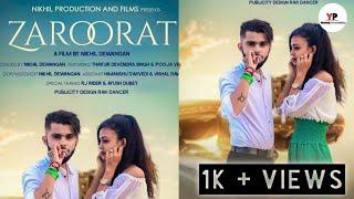 ZAROORAT - A BROKEN HEART STORY 💔 | YAMRAJ PRODUCTION PRESENTS