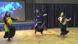 Semi-Classical Indian Dance Performance