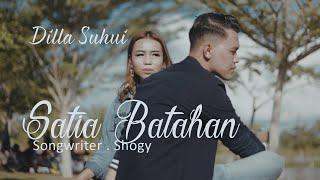 SATIA BATAHAN   DILLA SUHUI   LAGU DAYAK TERBARU 2020 (Official Music Video)