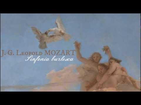 L. Mozart: Eisen G2 / Sinfonia burlesca in G major / Ensemble Eduard Melkus