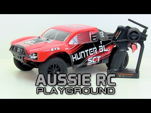 Review: DHK Hunter BL 1/10 Scale Brushless SCT