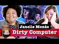 "Drunk Lesbians Watch Janelle Monáe's ""Dirty Computer"" (Feat. Joelle Monique)"
