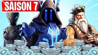 FORTNITE WE OFFERS Of V-BUCKS FOR THE COMBAT OF SAISON 7!!