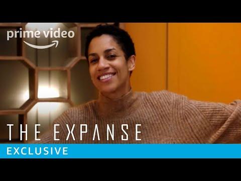 The Expanse Season 4 Scifi Production Sneak Peek | Prime Video