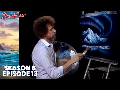 Bob Ross - Northern Lights (Season 8 Episode 13)