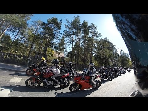 International Women's Motorcycle Day - Estonia
