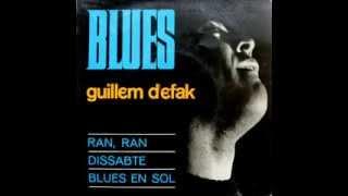 Guillem d'Efak - Blues - EP 1965