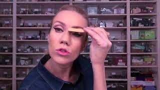 Елена Крыгина   Уроки макияжа   Вечерний макияж