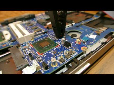 How to unbrick or reset the BIOS password on nearly any modern laptop with a Raspberry Pi