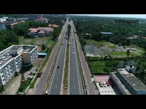 New Alignment of NH66 in Trivandrum
