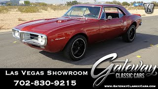 1967 Pontiac Firebird For Sale…