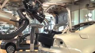 Volkswagen Phaeton final assembly