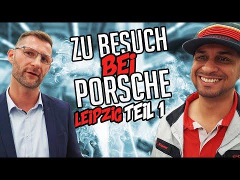 JP Performance - Zu Besuch bei Porsche Leipzig | Teil 1