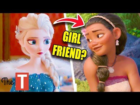 10 Frozen 2 Theories That Make Total Sense