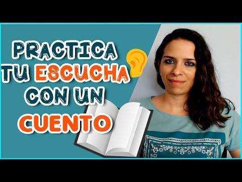 practica-tu-escucha-con-un-cuento-en-espaÑol-||-aprender-español-||-maria-español