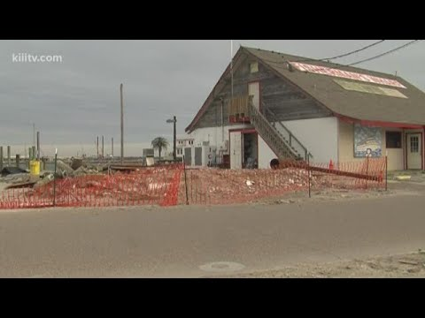 Fisherman's Wharf In Port Aransas Torn Down To Be Redone