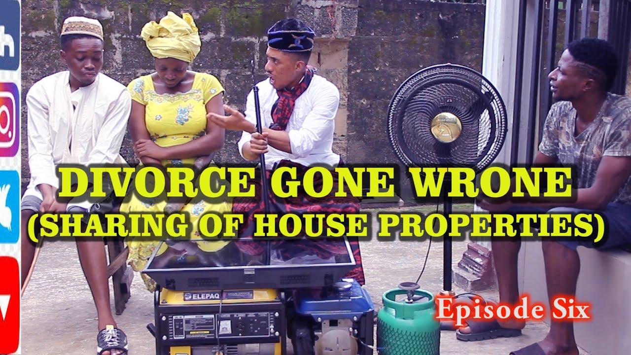 DIVORCE GONE WRONG (Sharing Of House Properties Husband