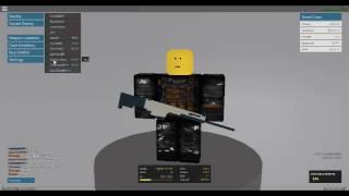 Roblox Phantom Forces Scar ssr