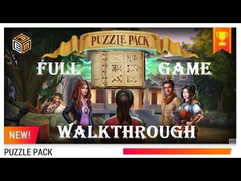 Adventure Escape Mysteries Puzzle Pack  walkthrough  FULL.