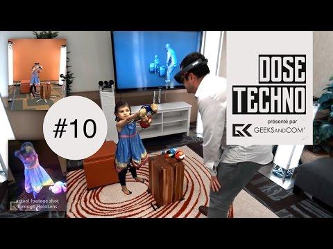 Dose Techno - Episode 10 : l'actualité nouvelles technologies / jeux vidéo en 3 minutes